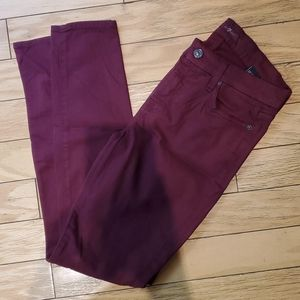 7 for all mankind supersoft pants sz 27 NWOT [429]